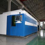 10-20mm الكربون الصلب ألياف الليزر آلة القطع