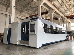 CNC 500W 700W 750W 1000W 2000W الألياف آلة القطع بالليزر للمعادن