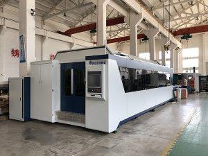 آلة قطع الصفائح المعدنية بالليزر CNC 12mm | ألياف الليزر آلة قطع السعر 3KW 2KW 1KW 500W