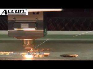 2000w المعدنية آلة القطع بالليزر لالفولاذ المقاوم للصدأ ، الفولاذ الطري 12 ملليمتر ، ورقة الليزر cnc الصلب