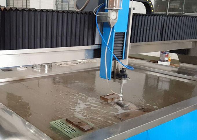 38KW الطاقة الكهربائية آلة قطع المياه النفاثة CNC المياه الصلب كتر 3.7L مين Flowrate