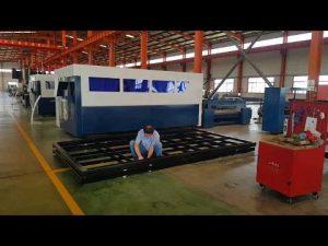 الليزر آلة قطع الألياف precl للمعادن الصلب آلة القطع بالليزر السعر الصين accurl مصنع