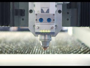 ACCURL IPG 4000W ألياف الليزر آلة قطع سعر للبيع 4kw التصنيع باستخدام الحاسب الآلي آلة الليزر المصنعين
