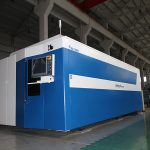 cnc الألياف آلة القطع بالليزر 500 واط 700 واط 1000 واط 2000 واط 3000 واط معتدل / الفولاذ / الكربون الصلب