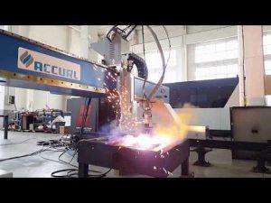 آلة القطع بالبلازما CNC للألواح الفولاذية ذات البلازما الفائقة Hypertherm® HPR260XD HPR400XD