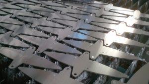 عالية الطاقة الألياف الليزر كتر للمشاريع المعدنية 1