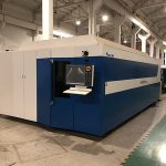 عالية الطاقة cnc الألياف آلة القطع بالليزر لالفولاذ المقاوم للصدأ