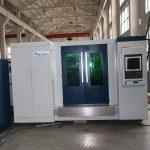 حار بيع نموذج 4000w الألياف آلة القطع بالليزر