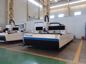 IPG ROFIN RAYCUS 300W 500W 750W 1000W 1500W 2000W الألياف آلة القطع بالليزر للصلب الكربون ، الاستمالة غير القابل للصدأ والمعادن الأخرى