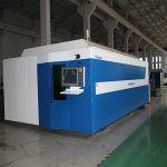 صناعة تستخدم على نطاق واسع الألياف آلة القطع بالليزر 750W / 1000W السعر