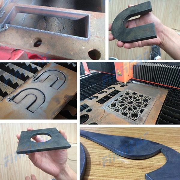 تستخدم على نطاق واسع 1325 باستخدام الحاسب الآلي آلة قطع البلازما CNC آلة قطع البلازما