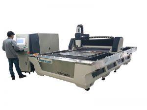 شراء 500W التصنيع باستخدام الحاسب الآلي الألياف المعدنية آلة القطع بالليزر للبيع