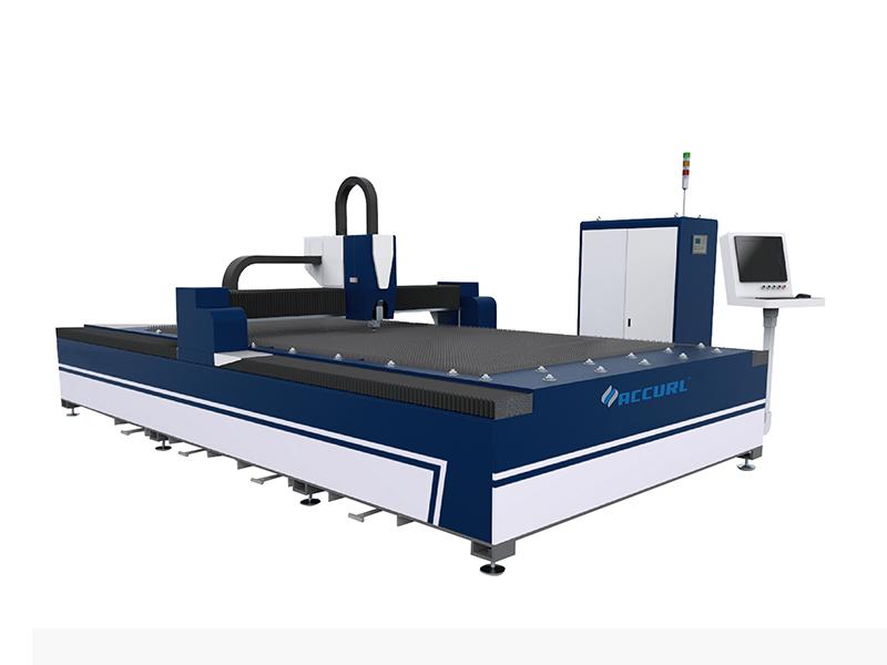الصين الأكثر شهرة اقتصاديا أرخص أرخص QIGO الألياف آلة القطع بالليزر لقطع الصفائح المعدنية