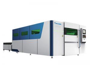 1000W 2000W 3000W التصنيع باستخدام الحاسب الآلي الألياف آلة الليزر قطع الفولاذ المقاوم للصدأ والصلب الطري والألومنيوم