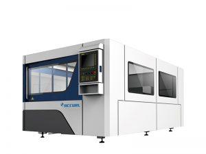 التصنيع باستخدام الحاسب الآلي آلة القطع بالليزر الألياف