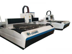 رخيصة التصنيع باستخدام الحاسب الآلي 2000W IPG الألياف البصرية 4000mm ورقة الليزر قطع معدنية للبيع