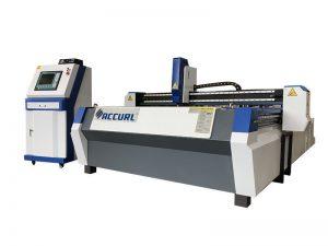التصنيع باستخدام الحاسب الآلي قطع البلازما آلة قطع البلازما من الشركة المصنعة باستخدام الحاسب الآلي جهاز التوجيه