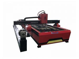 التصنيع باستخدام الحاسب الآلي أنبوب القاطع آلة الألياف الليزر 500W مصنع تصنيع