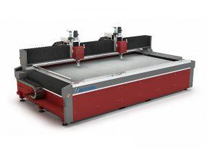 التلقائي cnc آلة قطع المياه النفاثة المياه المعدنية القاطع لا تتأثر الحرارة المنطقة