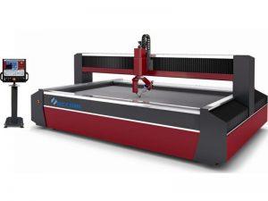 5-axis المعادن آلة قطع آلة قطع المياه النفاثة cnc