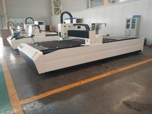 الألياف 700W الفولاذ المقاوم للصدأ آلة القطع