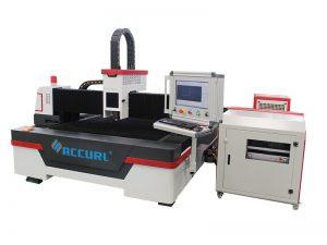 4000w cnc ليف ليزر أنبوب عمليّة قطع آلة مع الصين raycus ليف 3 محور