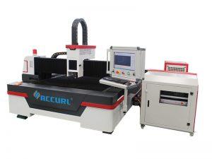 التصنيع باستخدام الحاسب الآلي ألياف الليزر أنبوب معدني / أنبوب آلة القطع لصناعة مكافحة الحرائق