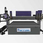 أعلى جودة cnc آلة قطع معدنية / cnc آلة قطع البلازما