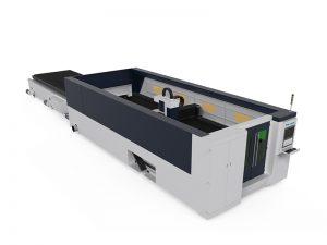 رائعة شعاع الليزر ورقة الألياف المعدنية سعر الليزر آلة القطع