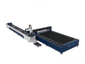 عالية الجودة الصناعية رقيقة لوحة معدنية قطع cnc الألياف الليزر قطع المعدات