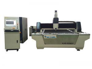 750w المعدنية ورقة الألياف آلة القطع بالليزر لعملية الفولاذ المقاوم للصدأ