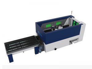 لوحة معدنية ألياف الليزر آلة القطع