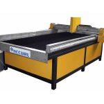 منخفضة التكلفة الصلب / الفولاذ المقاوم للصدأ cnc آلة قطع البلازما المعدنية / cnc قطع البلازما المعدنية