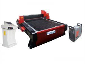 الفولاذ المقاوم للصدأ التصنيع باستخدام الحاسب الآلي الأنابيب آلة قطع البلازما المستخدمة لصناعة تروس الصلب