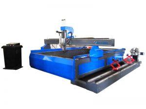 التصنيع باستخدام الحاسب الآلي آلة قطع البلازما أنبوب معدني 1325