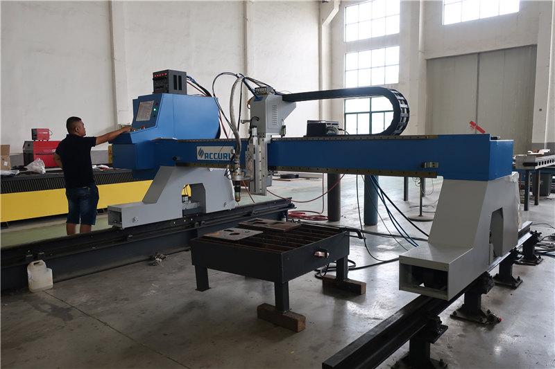 المهنية في صناعة CNC البلازما / آلة قطع الشعلة في الصين