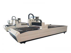 التصنيع باستخدام الحاسب الآلي معتدل الصلب ورقة الألياف الليزر الصلب آلة قطع لوحة