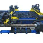 الصين cnc plamsa صلب الذى لا يصدأ أنبوب عمليّة قطع آلة