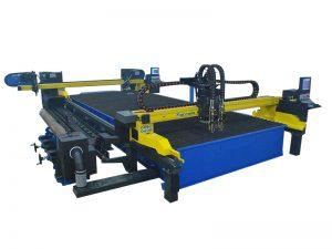 آلة قطع ألياف الليزر عالية الدقة لقطع الصفائح المعدنية والأنابيب والأنابيب
